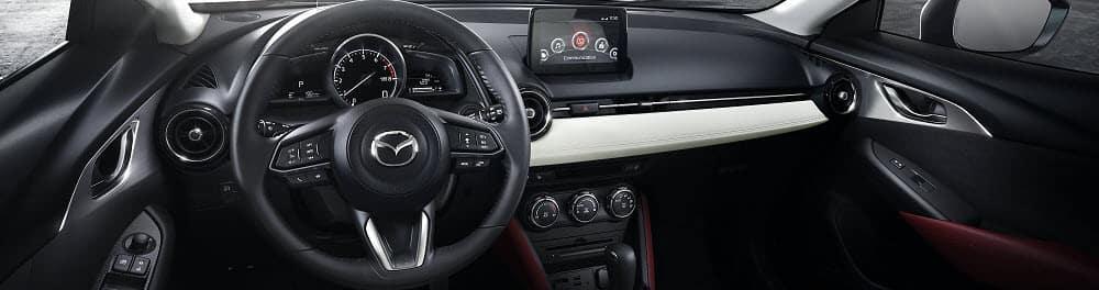 Mazda CX-3 Interior Space