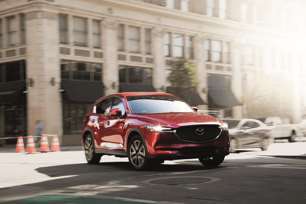 Mazda CX-5 Engine Specs