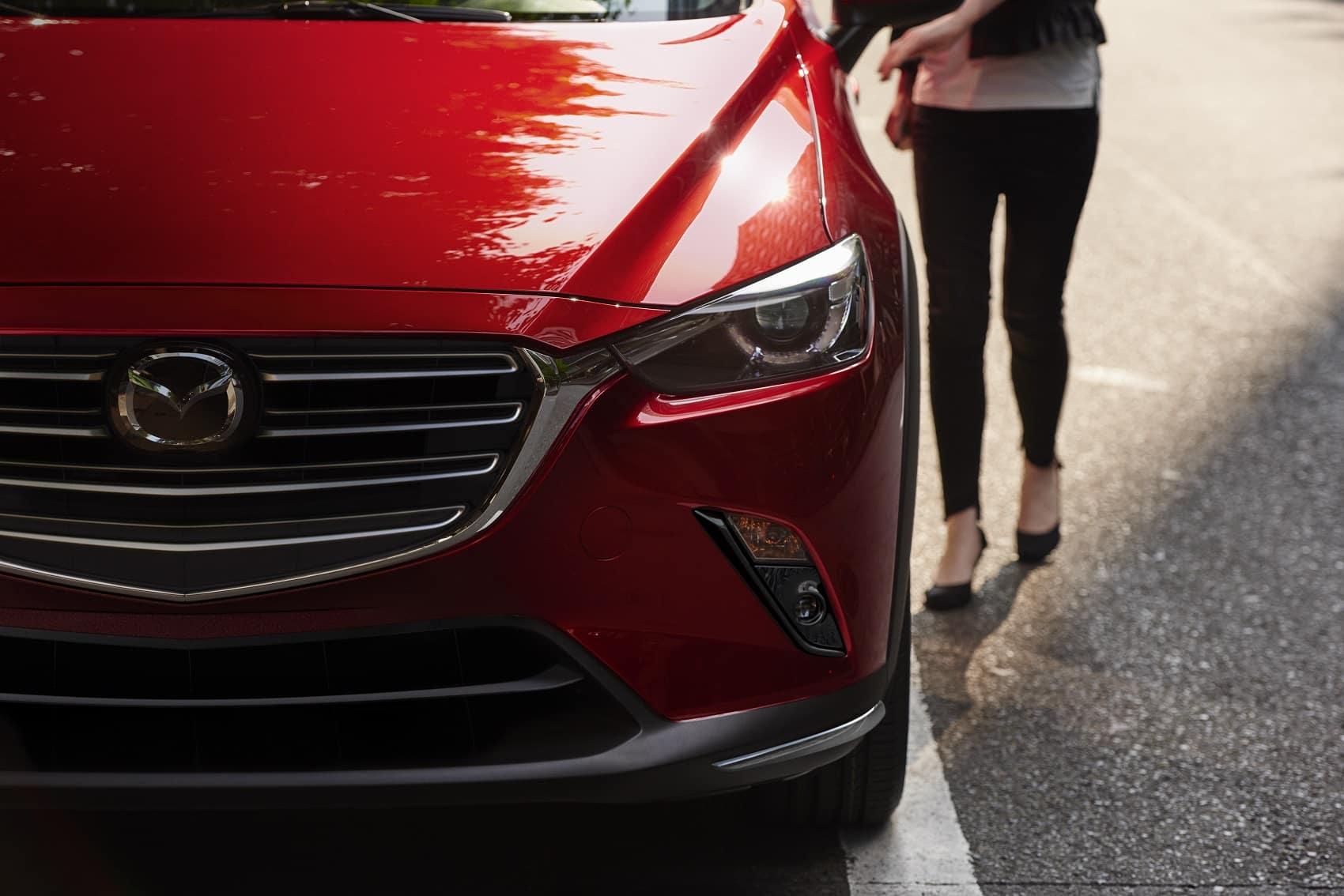 2019 Mazda CX-3 Red