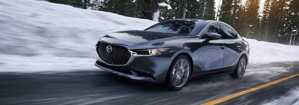 Mazda3 Performance Safety Features