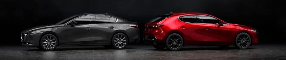 Mazda3 Safety Features