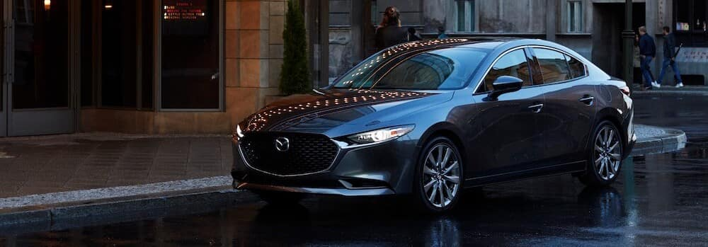 Mazda3 i-ACTIVSENSE® Safety Suite