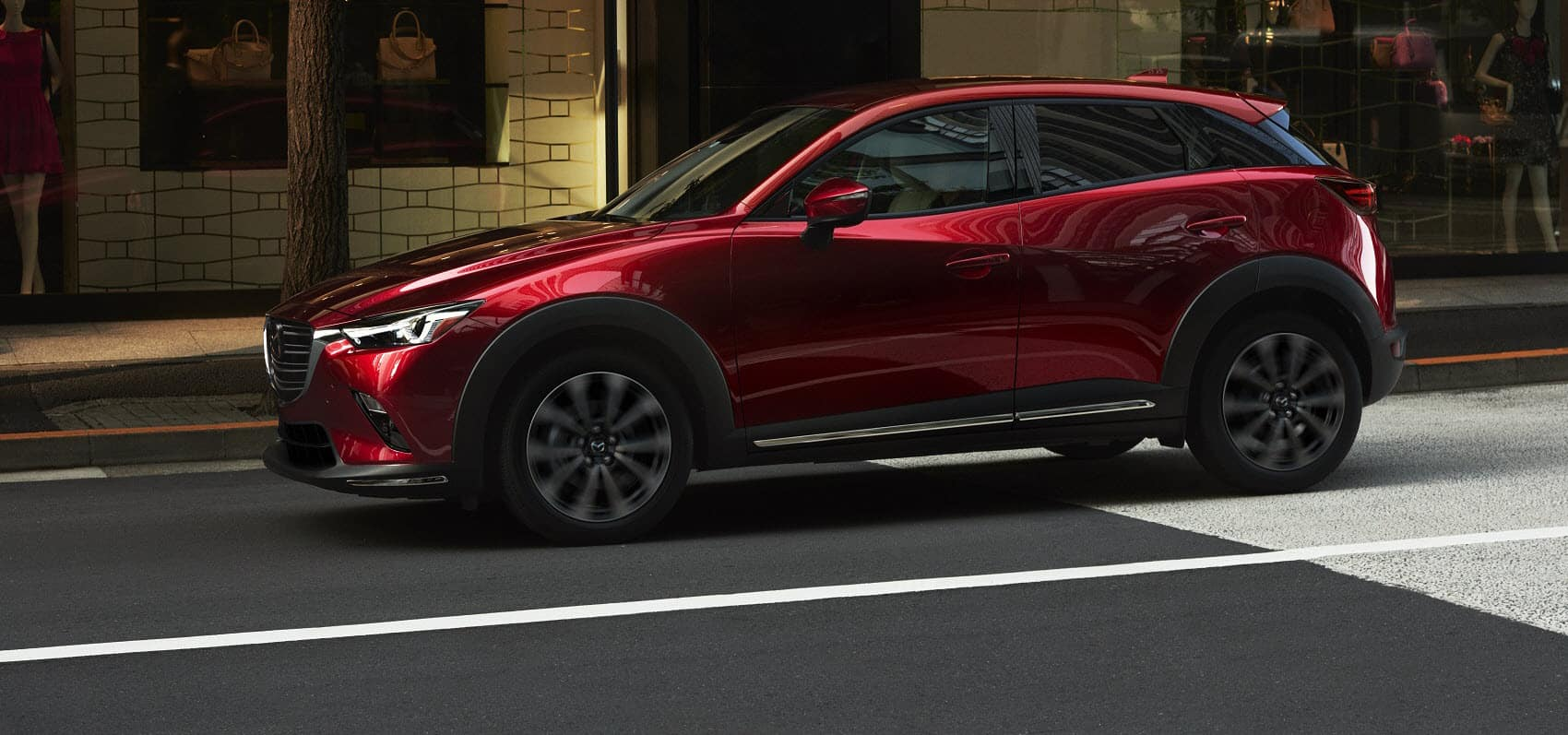Mazda CX-3 Engine Specs