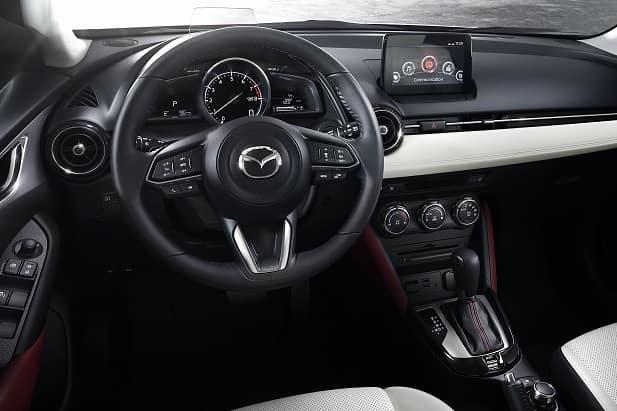Mazda CX-3 Interior Technology