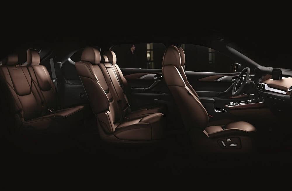 Mazda CX-9 Interior Space