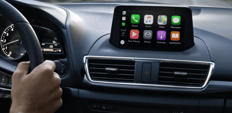 Mazda3 Apple CarPlay™