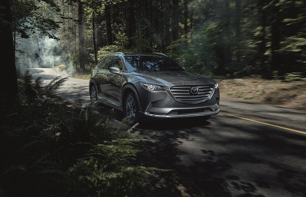 2020 Mazda CX-9 Engine Specs