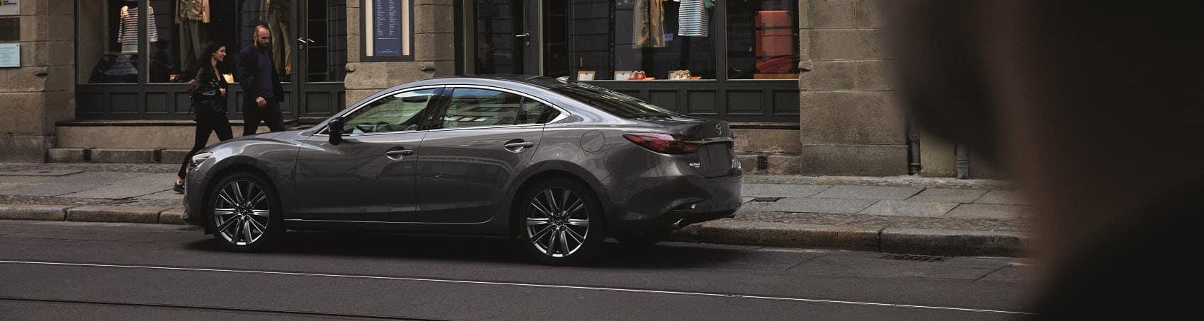2020 Mazda6 Side
