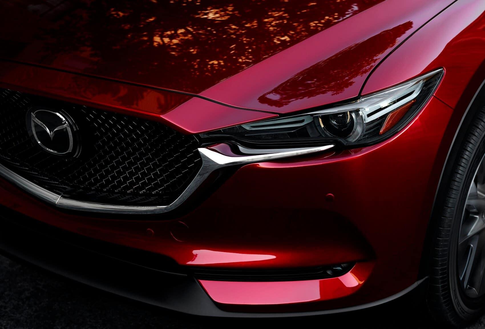 Mazda CX-5 Headlight