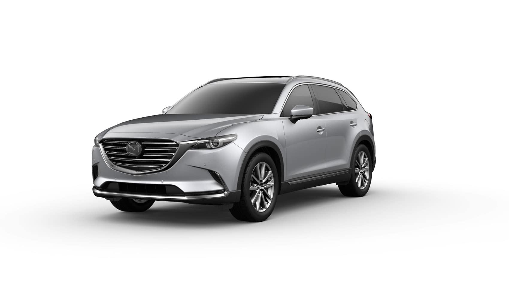 2020 Mazda CX-9 Signature Sonic Silver