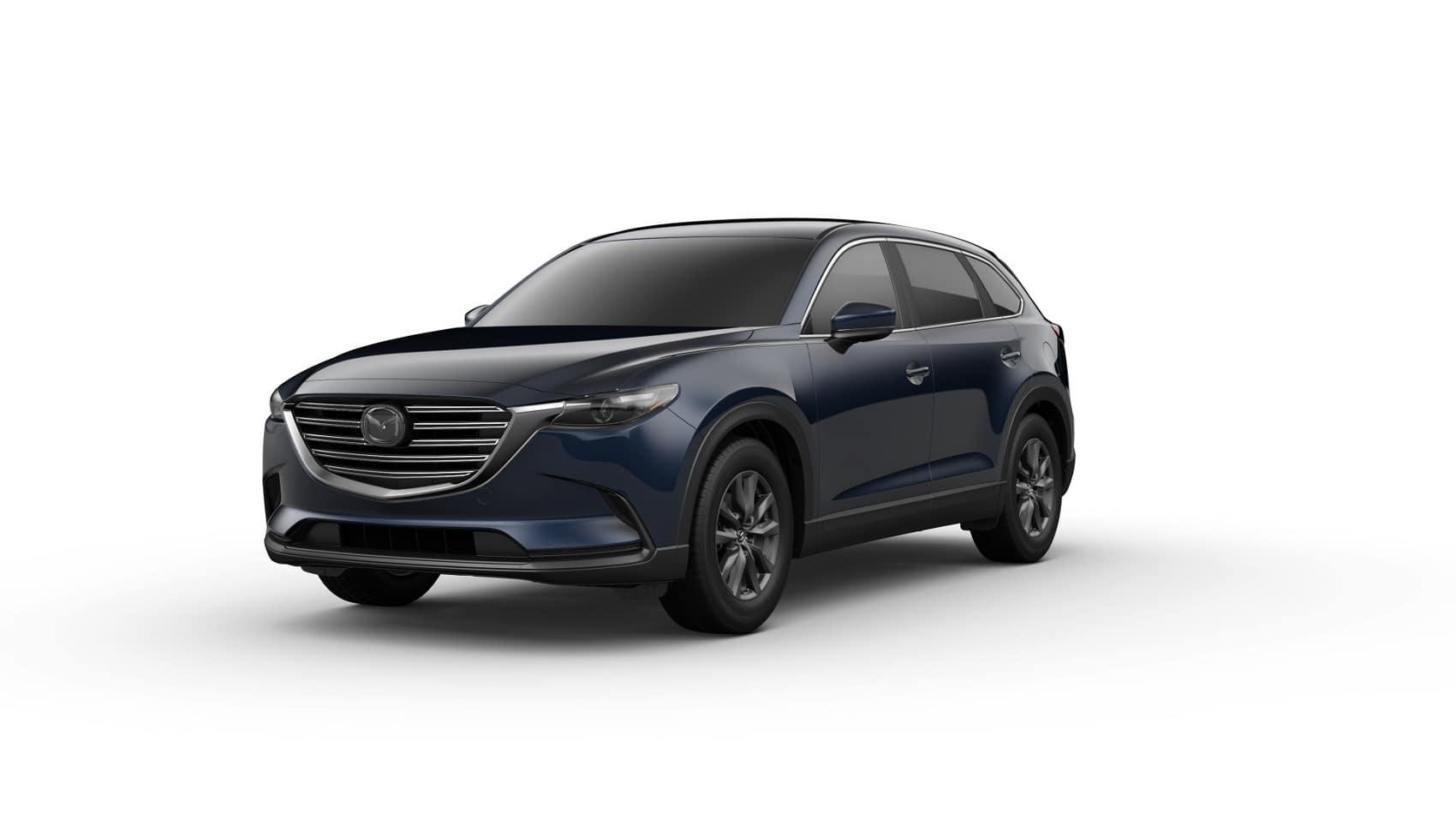 2020 Mazda CX-9 Sport Deep Crystal Blue