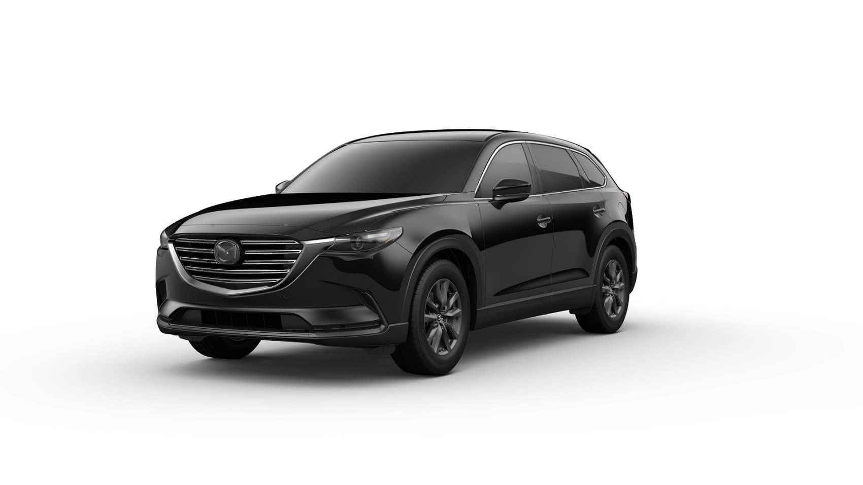 2020 Mazda CX-9 Touring Jet Black