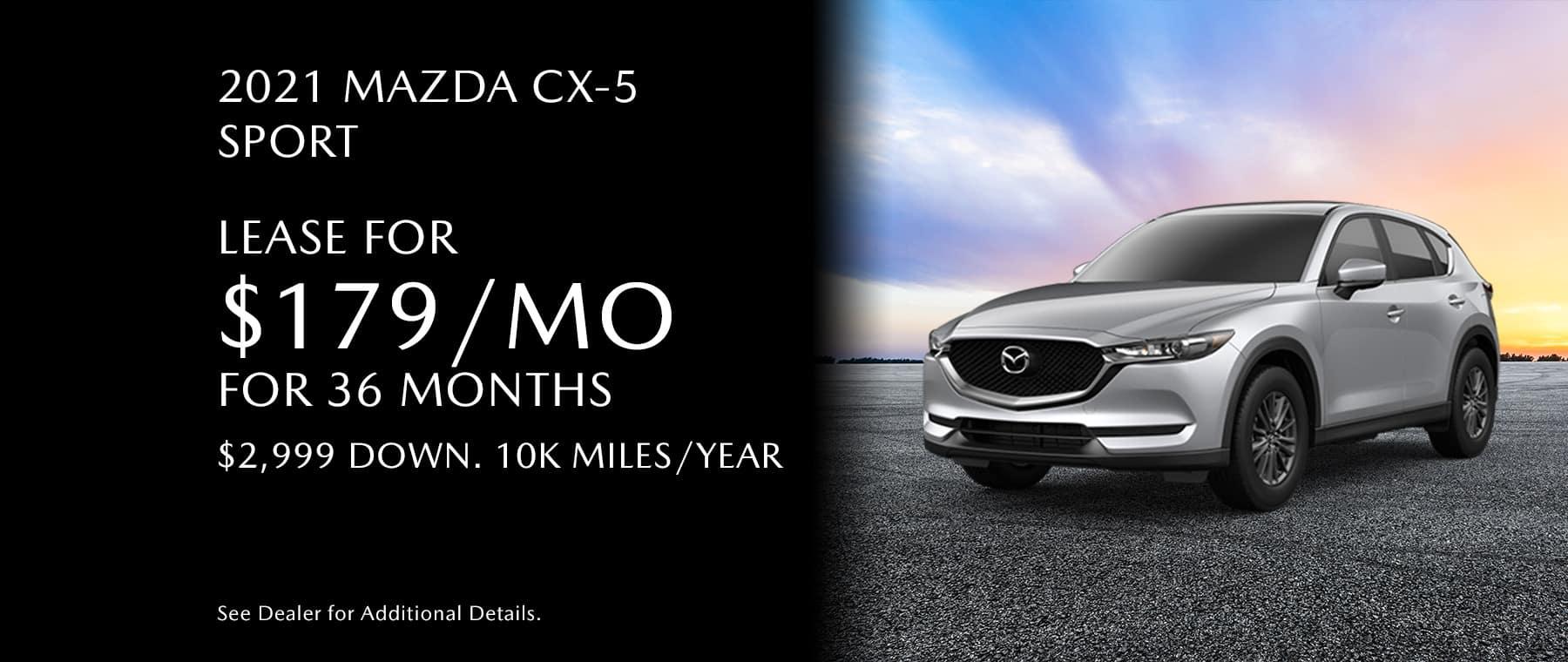 MazdaGastonia_Sliders_2021 CX-5 Sport (1)April