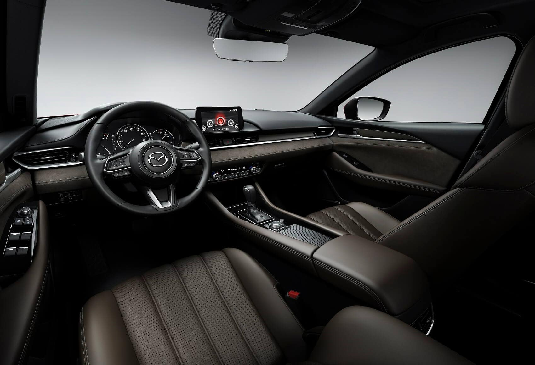 Mazda6 Interior Space