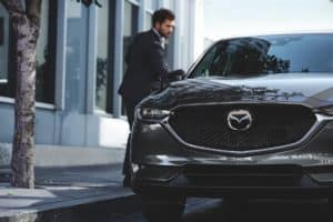 Mazda CX-5 Trim Front View
