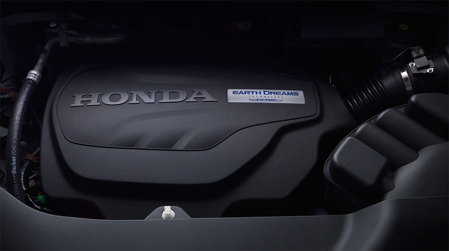 2017 Honda Pilot AWD Engine