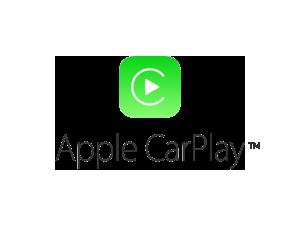 Apple CarPlay<sup>&trade;</sup>