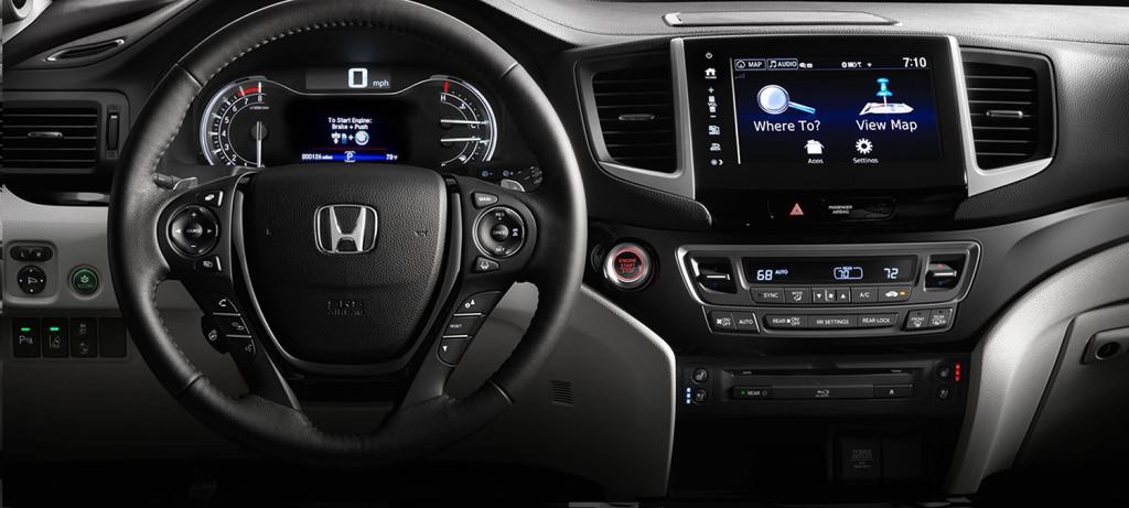 2017 Honda Pilot Montana Honda Dealers New Honda Suvs