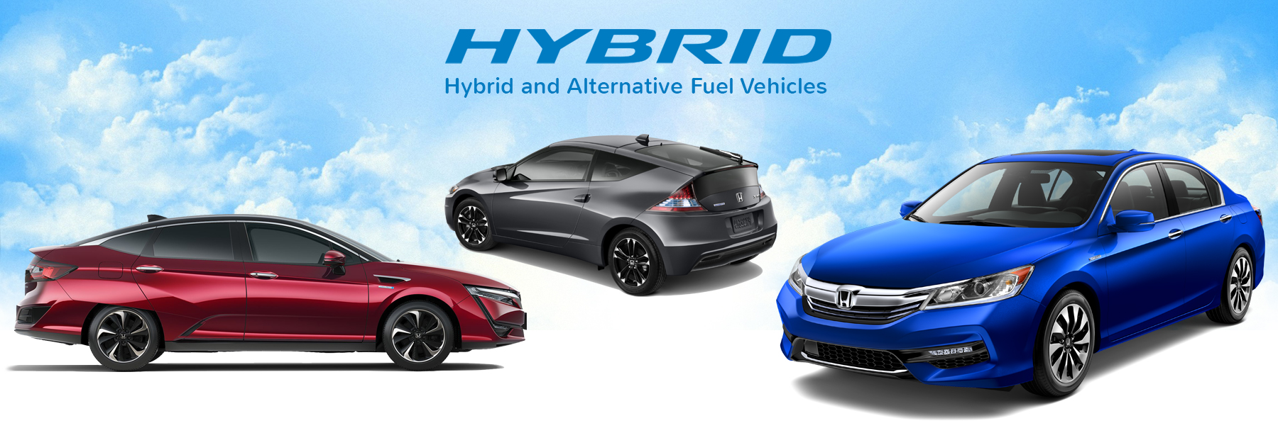 Civic Type R Awd >> Hybrid Cars and Alternative Fuel Vehicles | Montana Honda ...