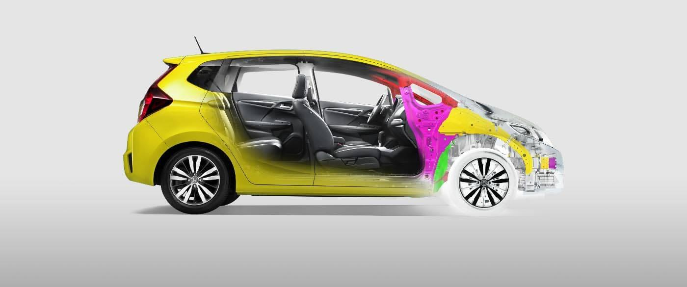 2017 honda fit safety features for Montana honda dealers
