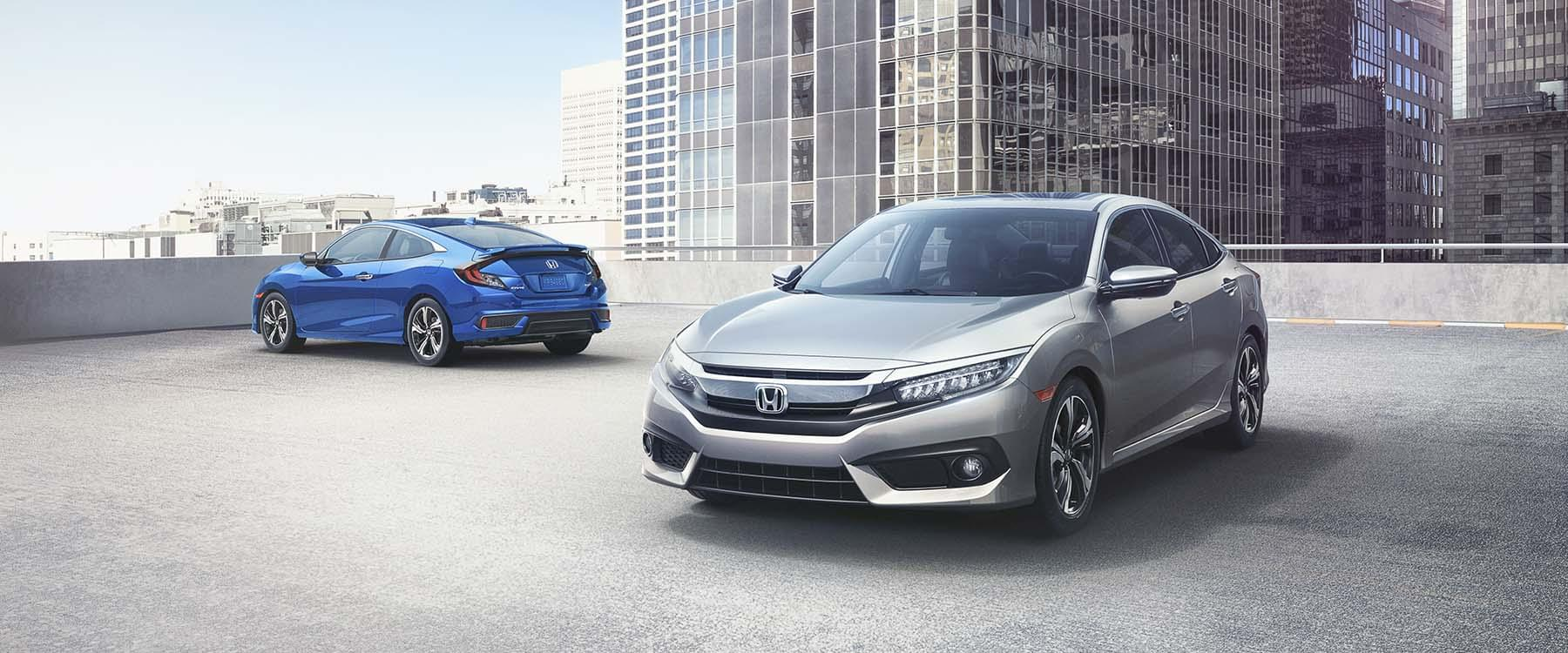 The versatility of the 2017 honda civic sedan trim levels for Montana honda dealers