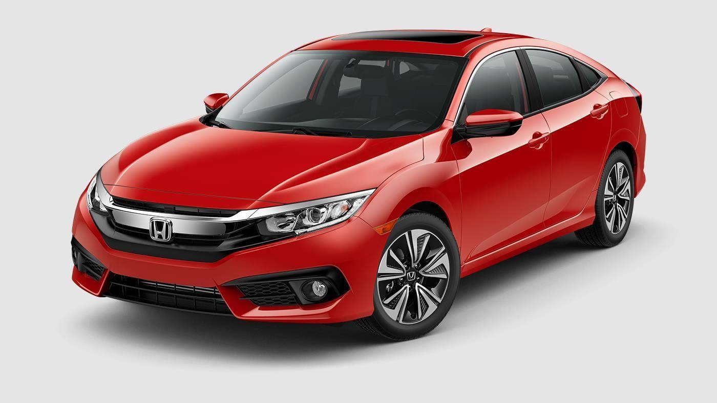 Honda Civic Sedan EX-L