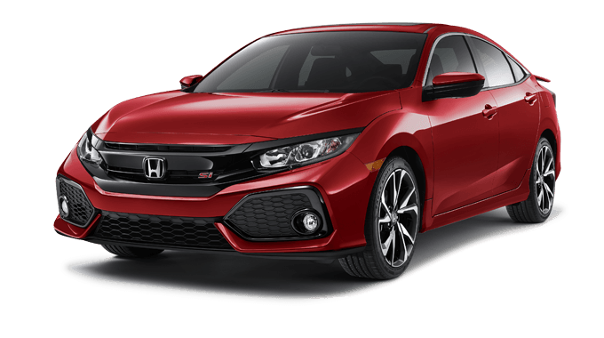 2017 honda civic si sedan montana honda dealers for Montana honda dealers