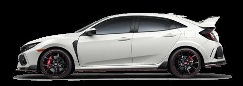 Honda Civic Type R Button