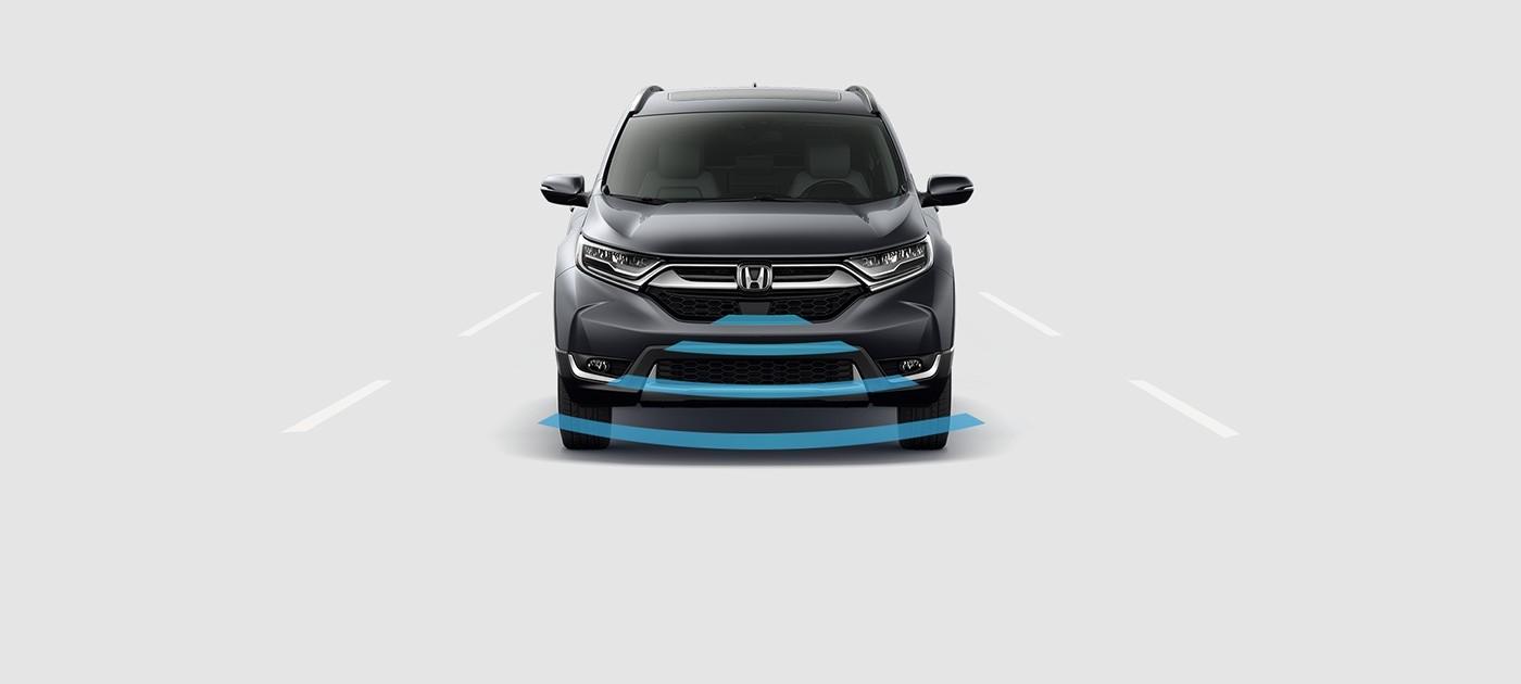 2017 Honda CR-V Adaptive Cruise Control