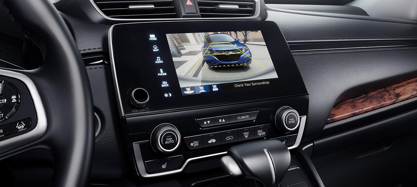 2017 Honda CR-V Multi Angle Rearview Camera