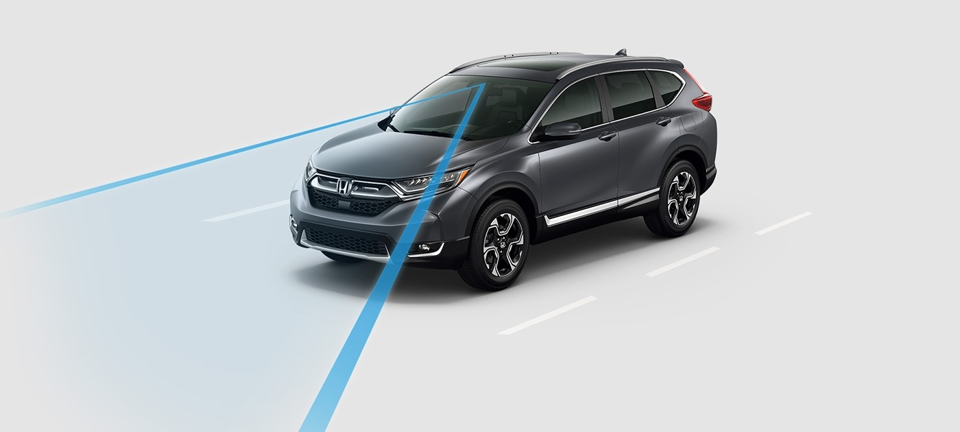 2017 Honda CR-V Road Departure