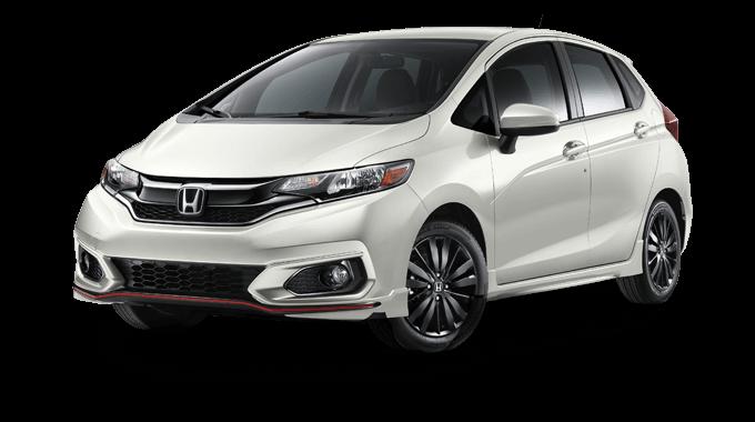 2018 Honda Fit Sport