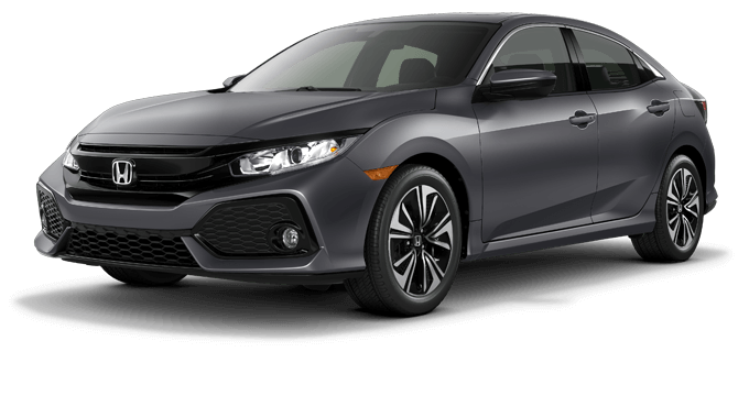 2018 Honda Civic Hatchback EX