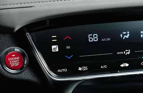 Honda HR-V Climate Control and Push Button Start