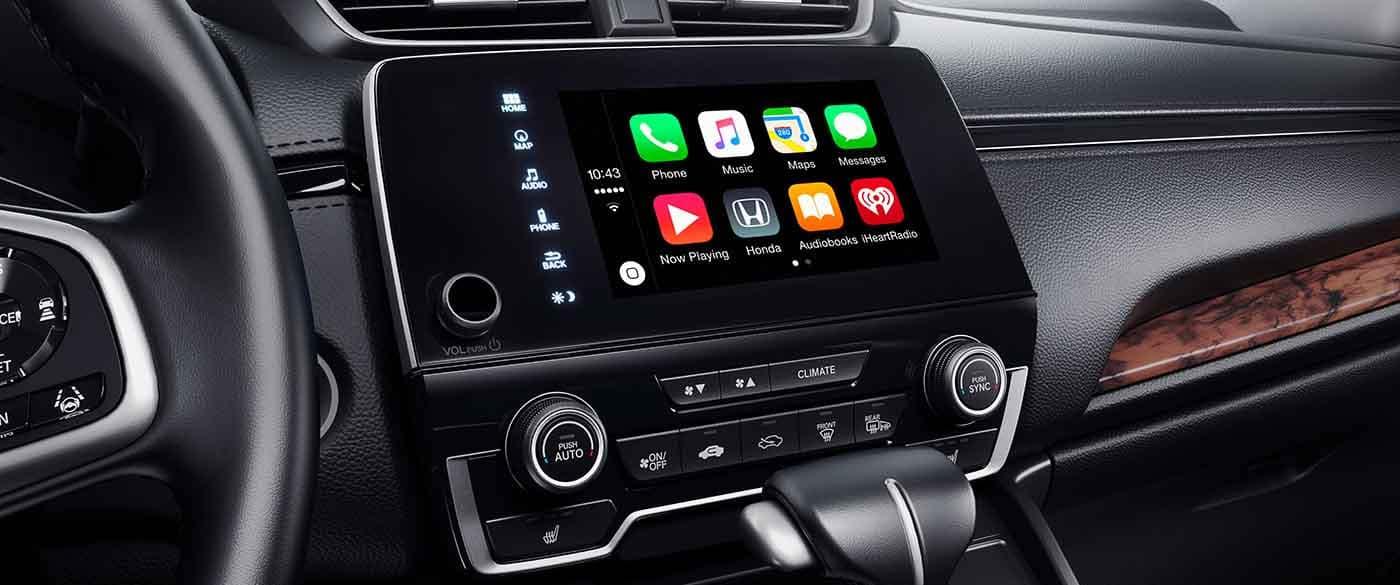 Honda CR-V Apple Carplay