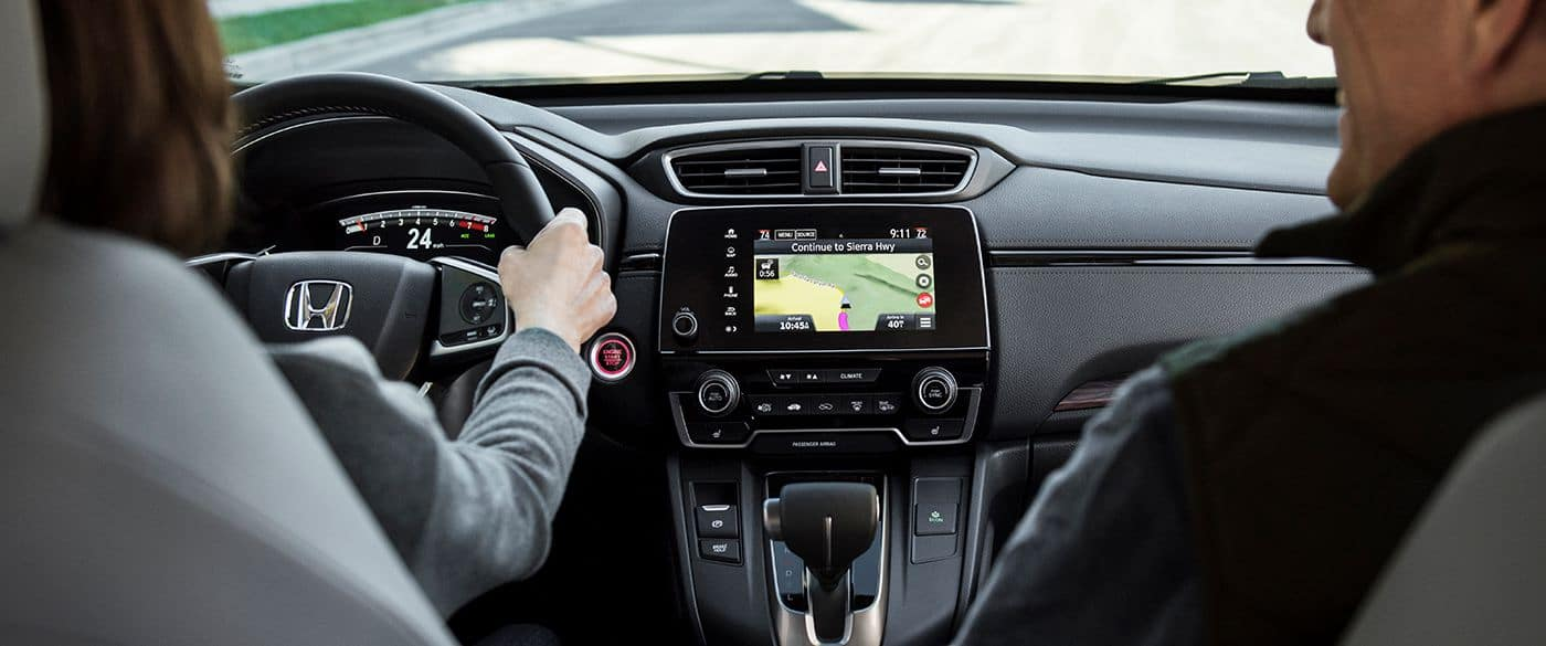 Honda CR-V Navigation