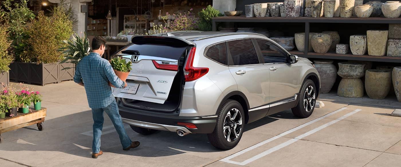 Honda CR-V Power Tailgate