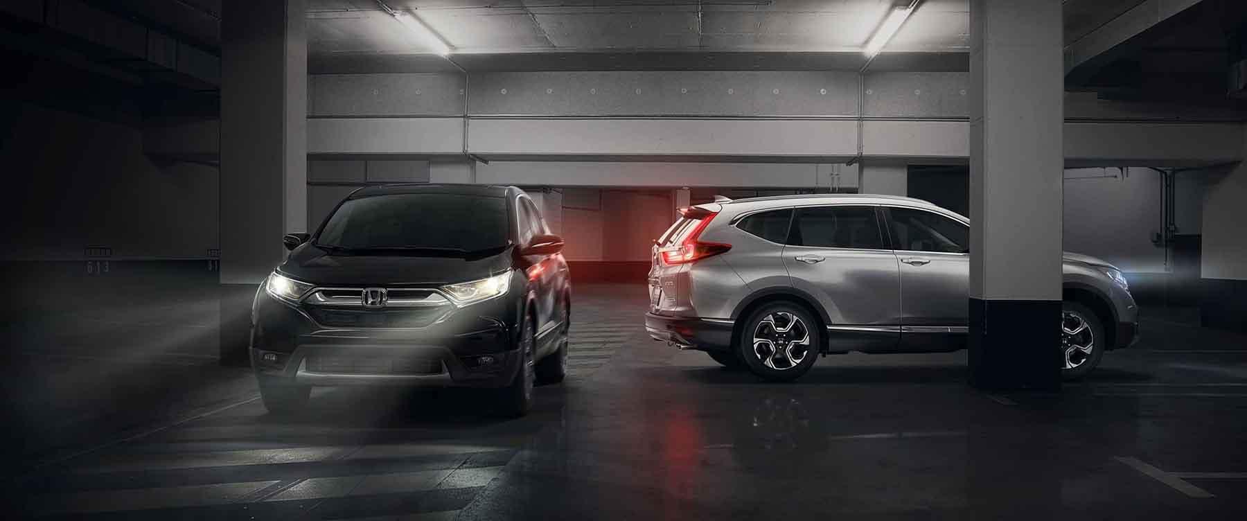 Honda CR-V Safety Technology