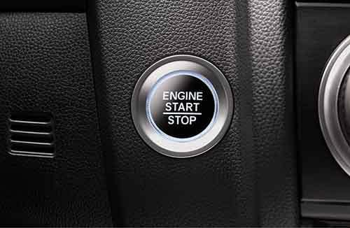 Honda Fit Push Button Start