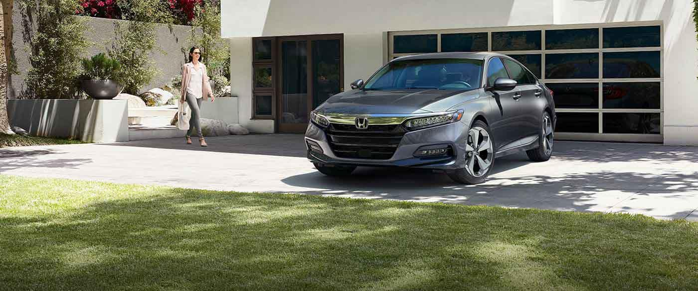 2018 Honda Accord Keyless Entry