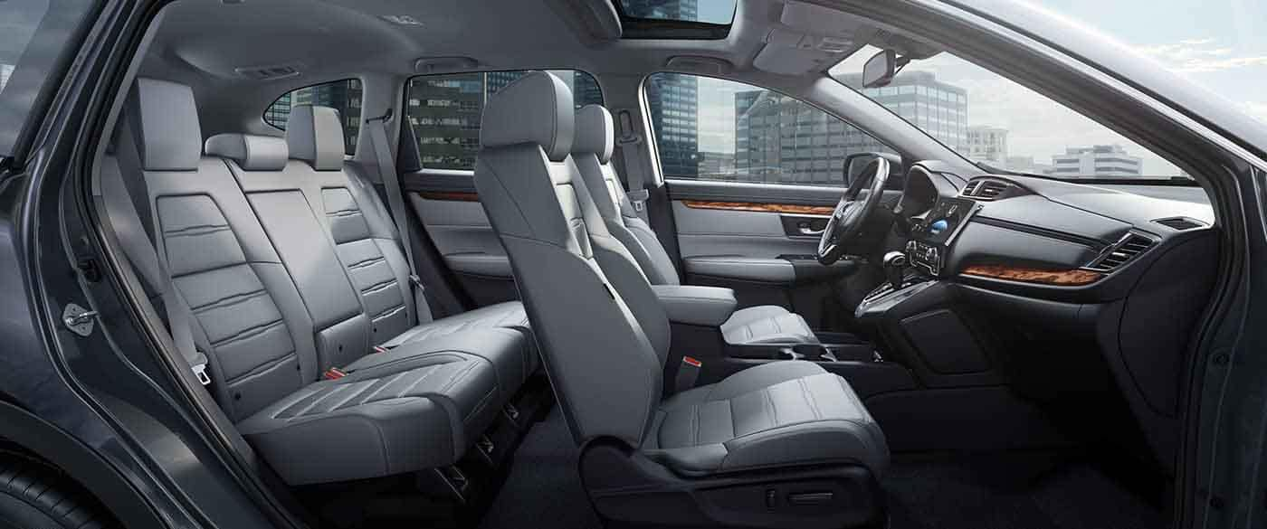 2018 Honda CR-V Interior Space