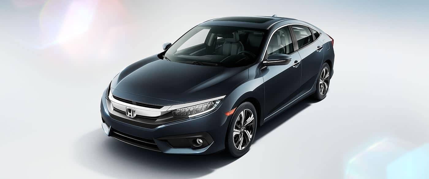 2018 Honda Civic Impressive Design