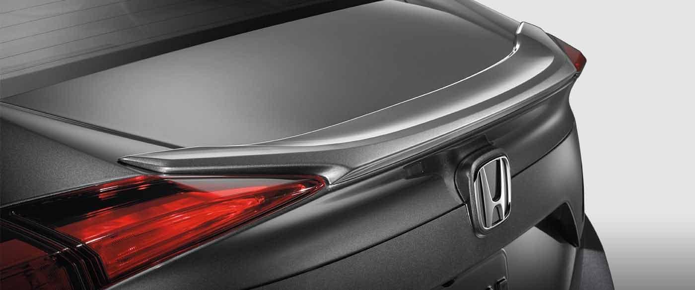 2018 Honda Civic Sedan Decklid Spoiler