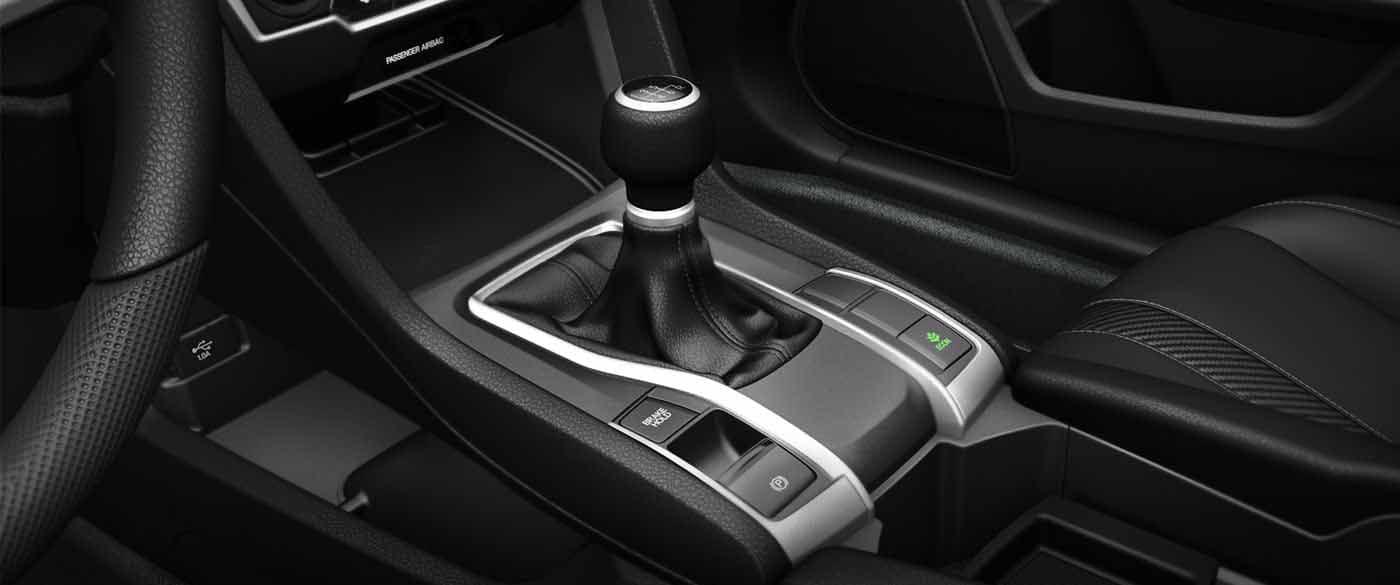 2018 Honda Civic Sedan Manual Transimssion