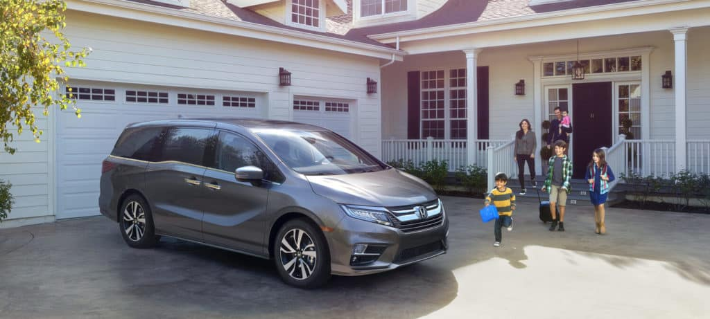 2019 honda odyssey montana honda dealers new minivan for Montana honda dealers