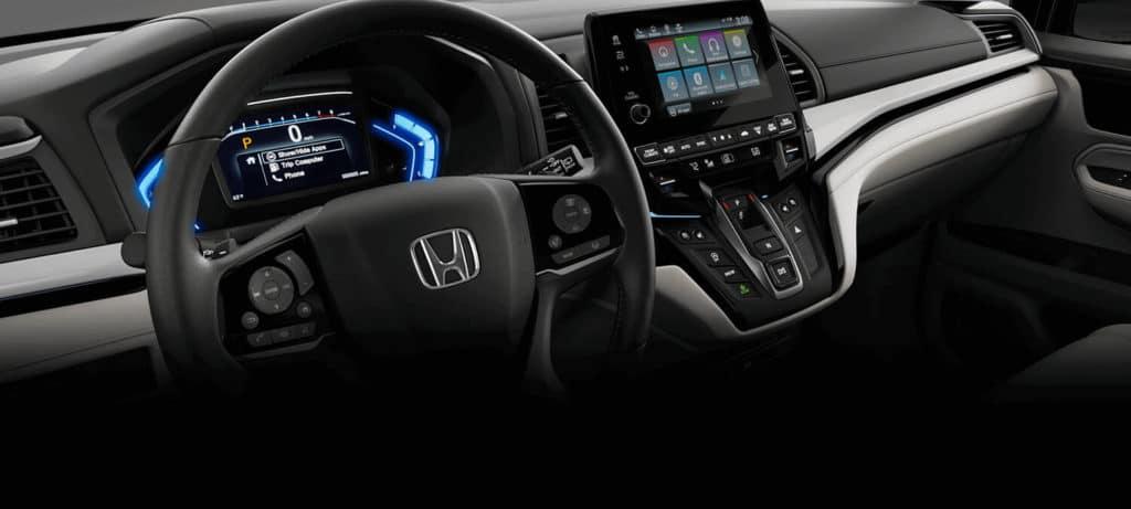 2019 Honda Odyssey Montana Honda Dealers New Minivan In Montana