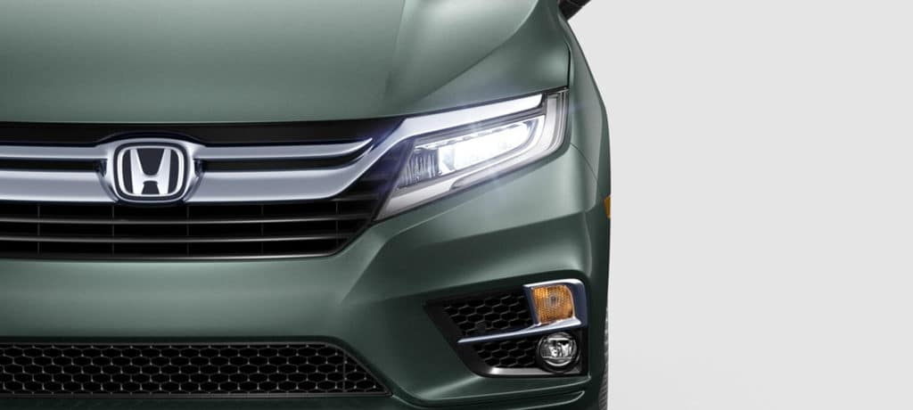 2019 Honda Odyssey Montana Honda Dealers New Minivan