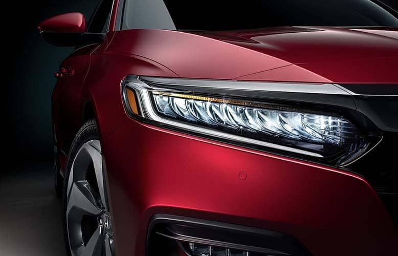 2018 Honda Accord Hybrid LED Headlight