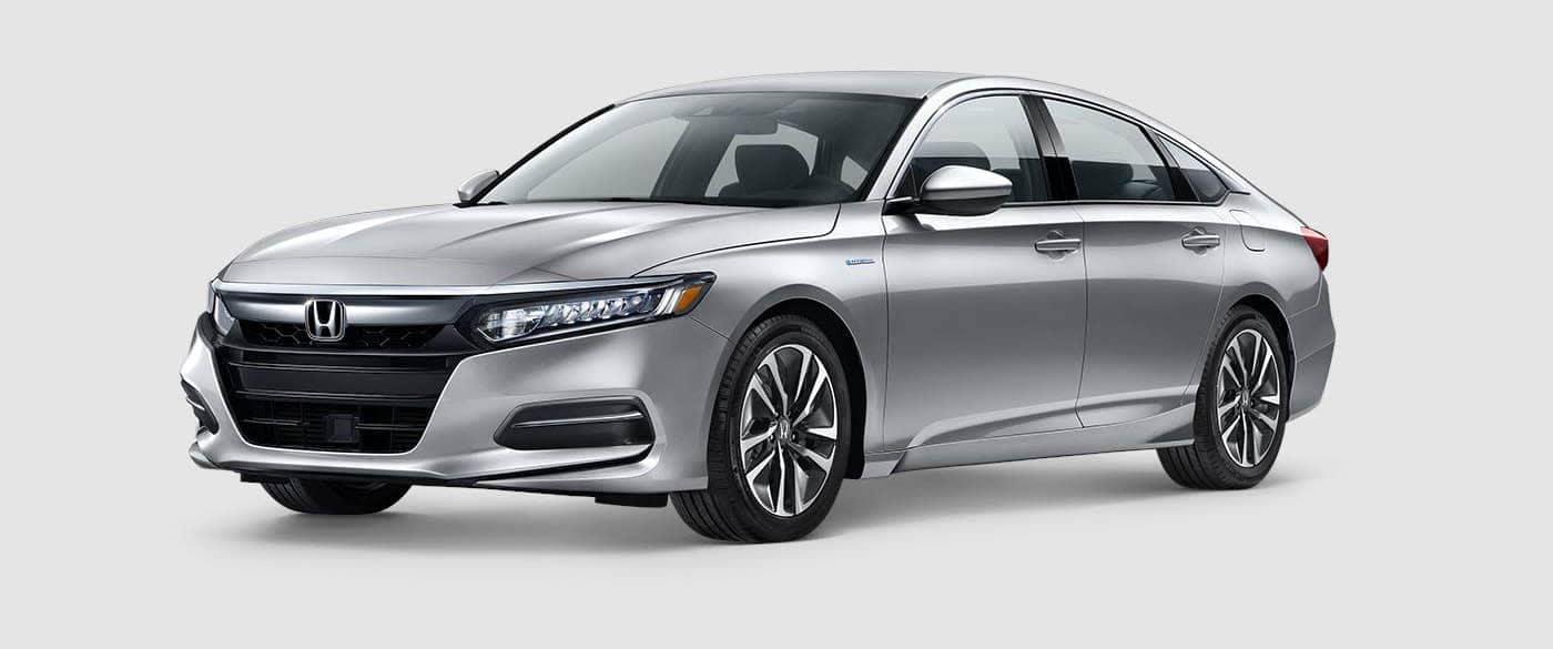 2018 Honda Accord Lunar Silver