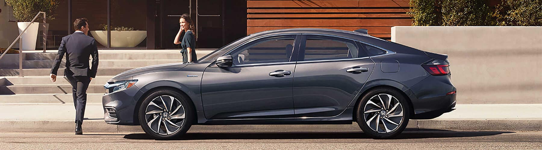 2019 Honda Insight Hybrid Banner